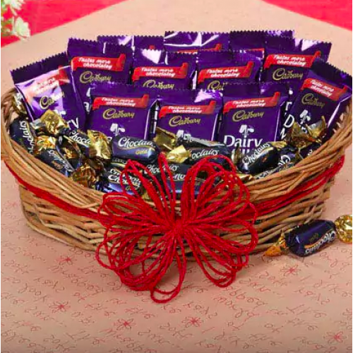 Chocolatious Basket