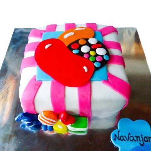 Mr Preetam Customised Cake