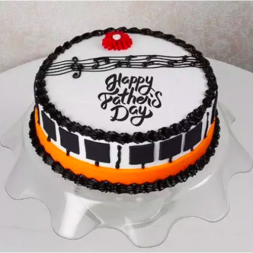 Melodious Cake for Dad