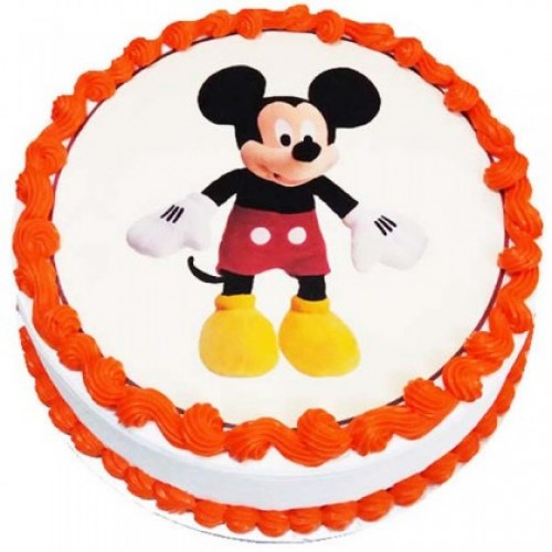 Mickey Pic Cake