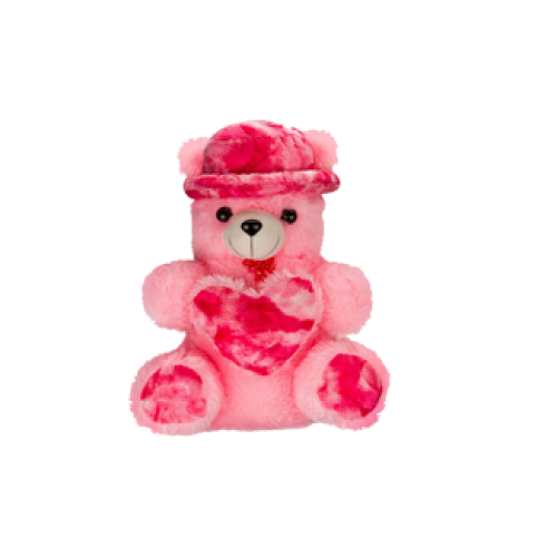 Pinkish Teddy