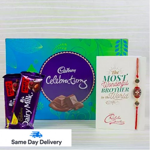 Rakhi Celebrations with Dairy Milk