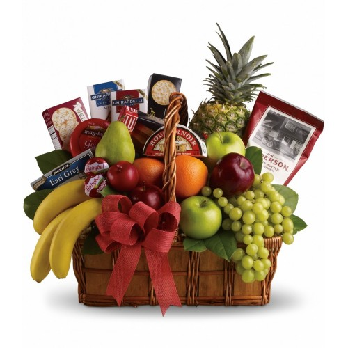 Salutory Happiness Basket