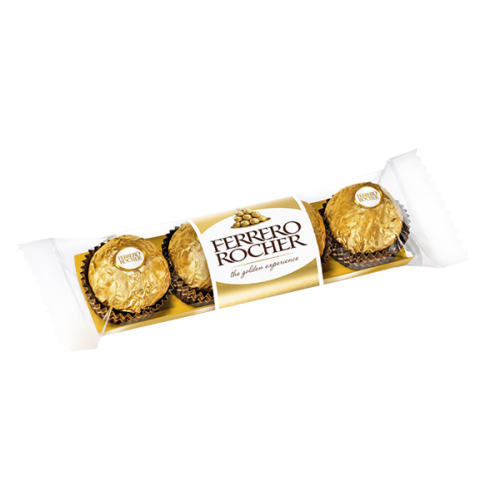 5 pcs Ferrero Roacher