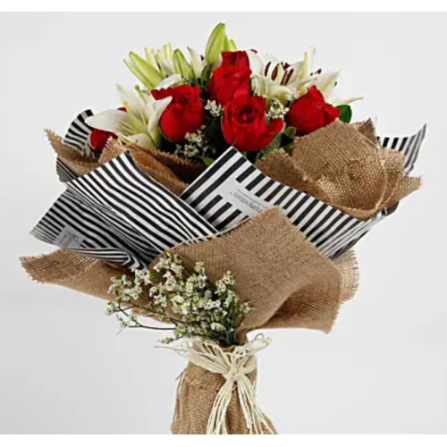 Mix Flowers Valentine Special