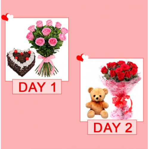 2 Days Love Surprise