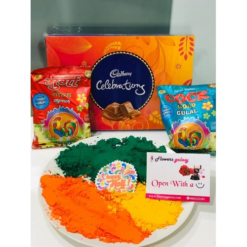 Celebration combo for Holi