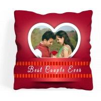 Photo Cushion (Order it 4-5 days before the date you want it)