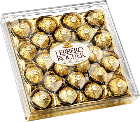 24 pcs Ferrero Roacher