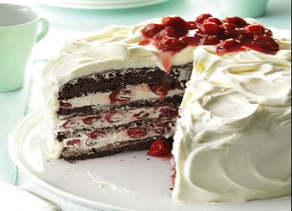 Moist Black Forest Cake