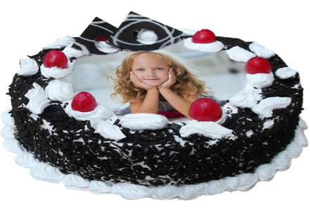Photo Black Forest Cake