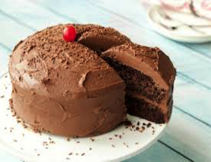 Diabetic Friendly Chocolate Cake
