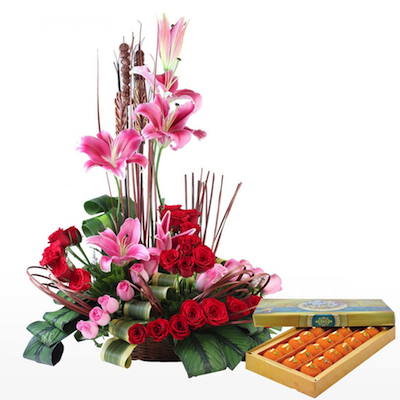 Flowers and Sweets Online