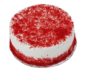Attractive Red Velvet Cake